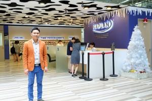 Giám đốc du học Eduzone thăm và làm việc với trường Kaplan Singapore