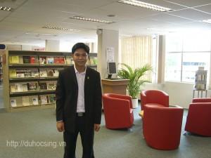 Hình ảnh tại Thư viện của MDIS