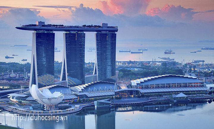 Du học Singapore vẫn là địa điểm du học an toàn và chất lượng