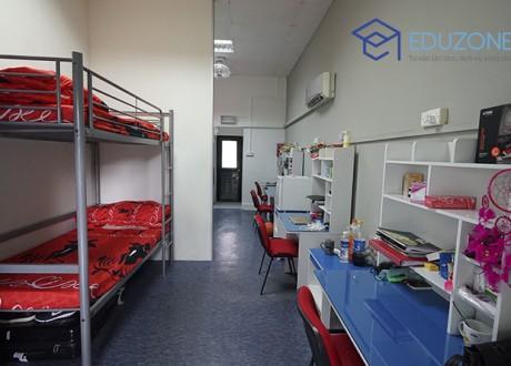 Phòng ở 4 người tại KTX Kaplan