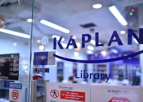 Học viện Kaplan Singapore miễn phí ghi danh nộp hồ sơ từ 4/8-5/9/2016