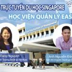 Nội dung trực tuyến với Học viện EASB, Singapore 10/6/2016