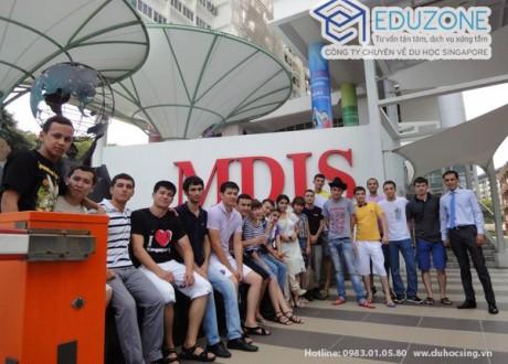 Lý do bạn nên chọn học MBA tại Học viện MDIS, Singapore