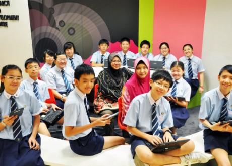 Kỳ thi tuyển sinh đầu vào các trường phổ thông công lập Singapore (AEIS) là gì?
