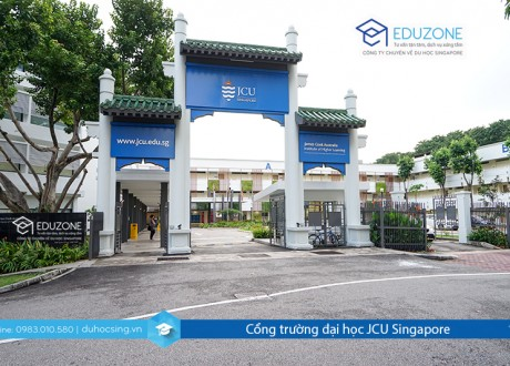 Tuần lễ tư vấn: Đại học James Cook Singapore – Trải nghiệm 2 nền giáo dục