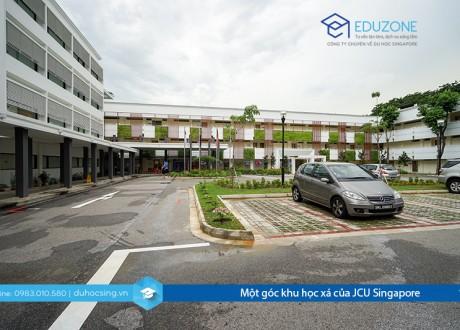 Những bức hình chân thực về JCU Singapore