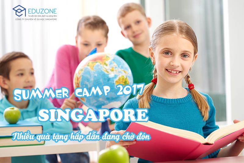 Du học hè Singapore 2017 cùng Eduzone