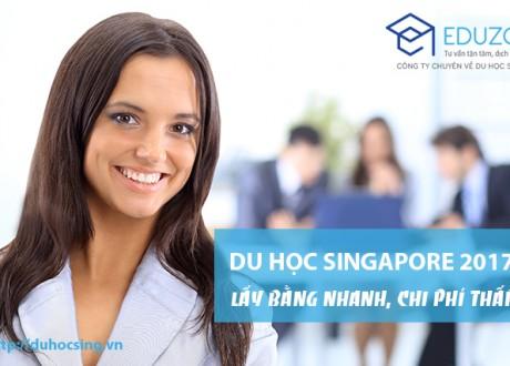 Du học Singapore 2017
