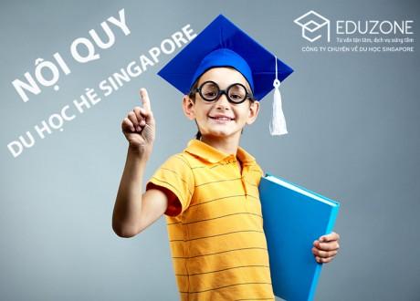 Nội quy du học hè Singapore – Học sinh cần tuân theo