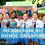 Học bổng ASEAN 2017/2018