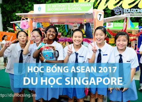 Học bổng ASEAN 2017