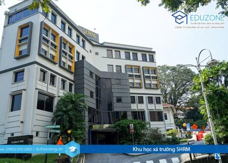Giới thiệu trường SHRM, Singapore