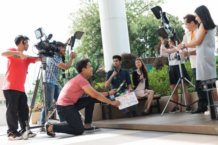 Du học Singapore ngành Truyền thông với 100% giáo viên Mỹ tại MDIS