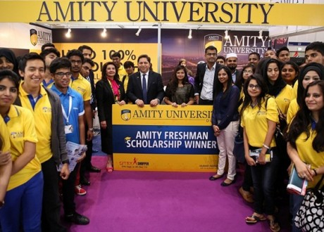 Giới thiệu Học viện Amity, Singapore