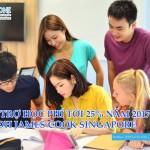Học bổng khuyến học của ĐH James Cook Singapore năm 2017