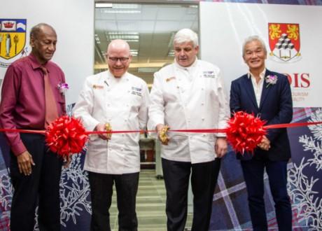 Học viện MDIS khai trương trung tâm thực hành ẩm thực hoành tráng