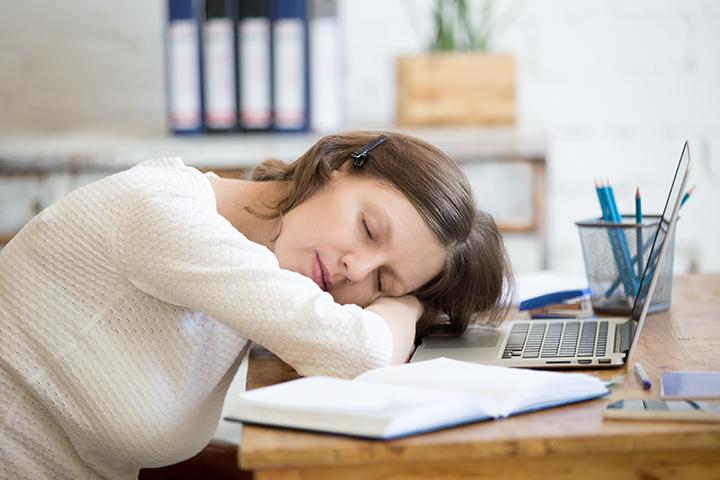 Mệt mỏi thi cử luôn là nỗi ám ảnh của học sinh