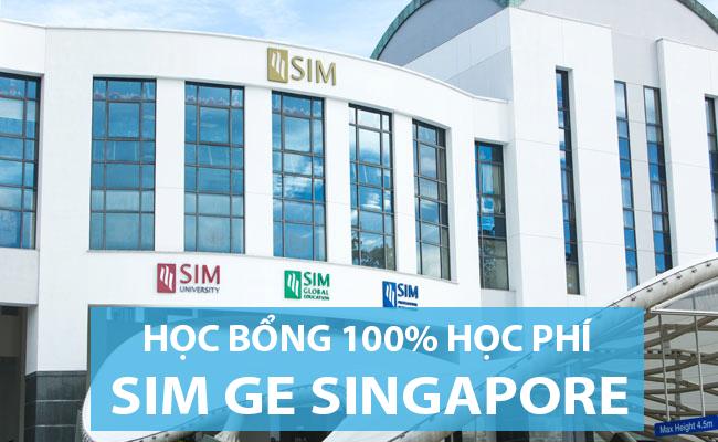Học bổng SIM Singapore