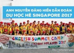 Du học Tết Singapore 2018