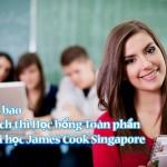 Thông báo lịch thi học bổng toàn phần 1 năm học phí tại JCU, Singapore