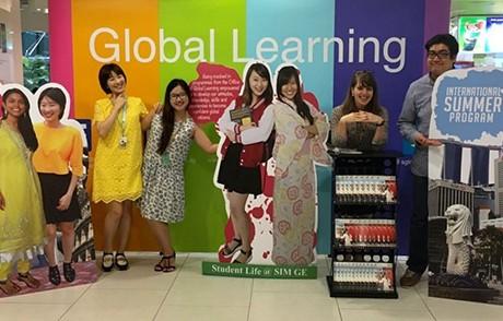 Sinh viên SIM: Học và chơi đi đôi, giúp sinh viên phát triển toàn diện