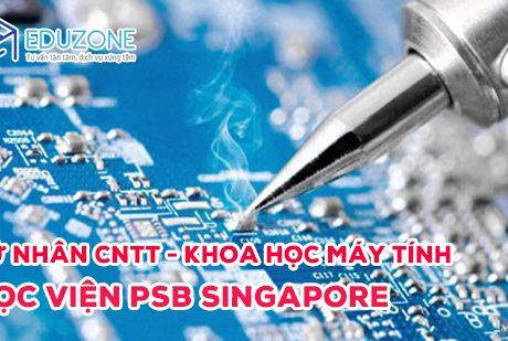Cử nhân Kỹ thuật điện – Trường PSB Singapore