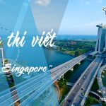 "Eduzone tổ chức cuộc thi Viết Online ""Your Singapore"""