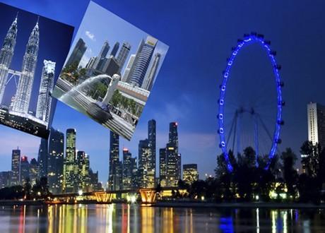 Singapore đứng thứ 3 trong top 25 nước giàu có nhất thế giới