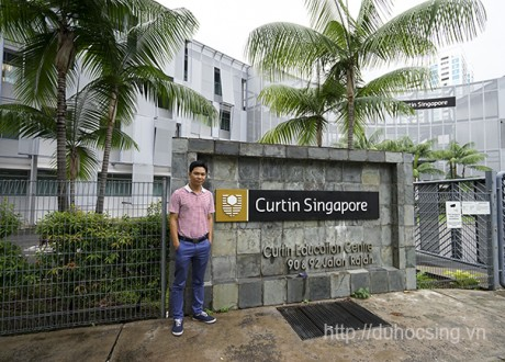 Đại học Curtin Singapore có nhận hồ sơ chưa có điểm IELTS không?