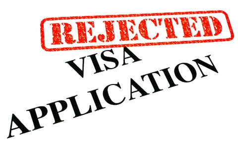 Không sinh viên nào muốn nhận được kết quả từ chối visa