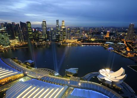 Singapore – đất nước tôi yêu