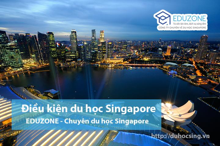 Điều kiện du học Singapore
