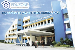 Học bổng EASB Singapore 2016