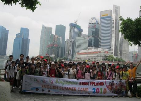 Du học hè Singapore 2011