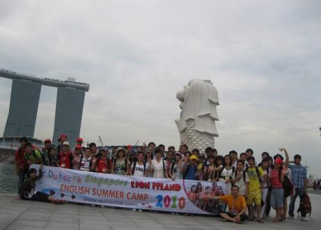 Du học hè Singapore 2012