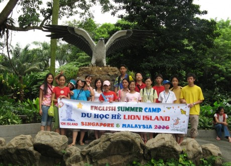 Du học hè Singapore 2014