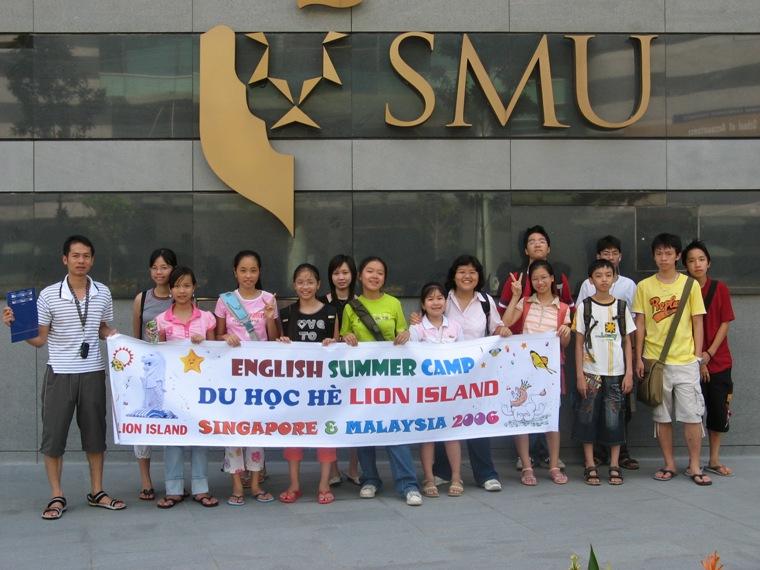 du học hè singapore