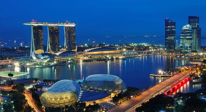 Singapore vẫn là địa điểm lý tưởng để du học (Ảnh: internet)