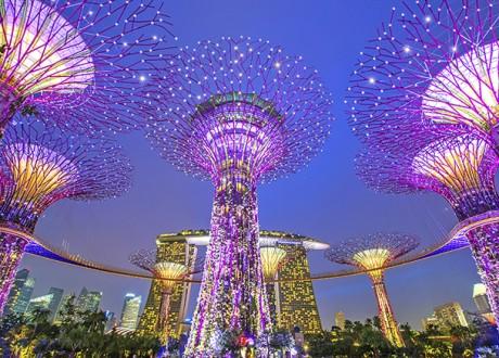 Lịch trình du học hè Singapore 2016