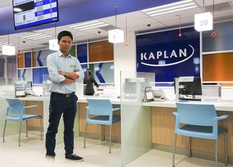 """Hỏi đáp trực tuyến """"Du học Singapore: Lựa chọn ngành học tại Kaplan"""""""