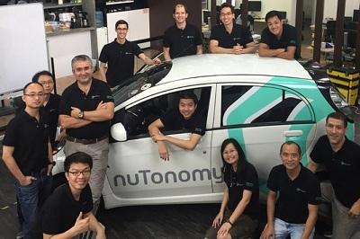 Singapore lưu hành taxi tự lái trong năm 2016