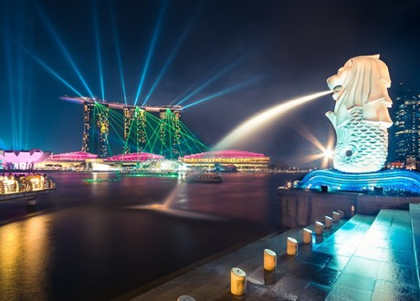 Singapore – Trái tim tuổi thanh xuân