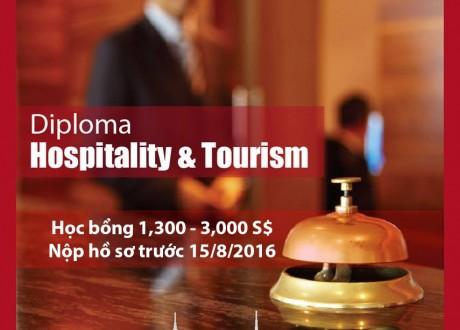 Học bổng Ngành Du lịch khách sạn – Trường LSBF, Singapore