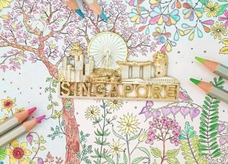 Singapore – Nơi tình yêu ở lại