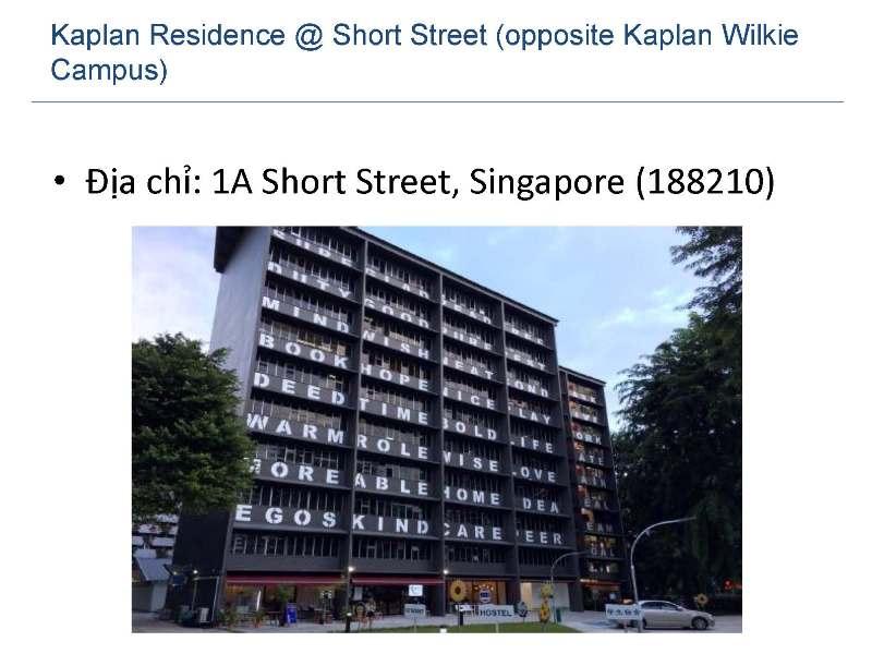 Kaplan Hostel_Short Street_Page_2