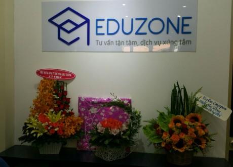 Lễ khai trương văn phòng Eduzone tại Hồ Chí Minh