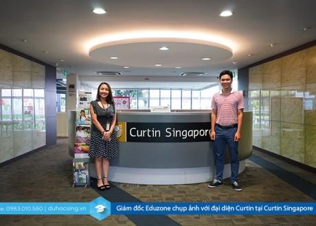 Trường đại học Curtin Singapore