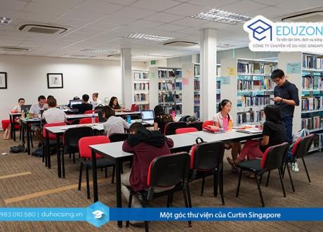Hình ảnh đại diện Eduzone thăm trường Curtin Singapore
