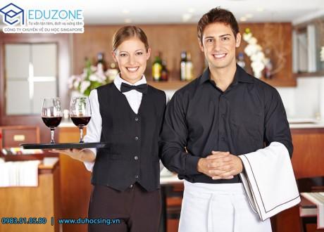 Học và thực tập hưởng lương ngành Du lịch khách sạn tại Dimensions