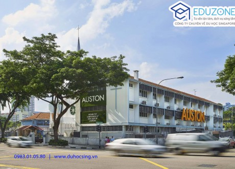 Giới thiệu Học viện Auston Singapore